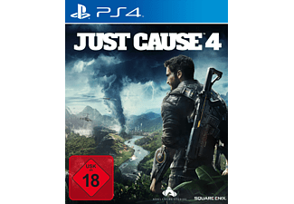 PS4 JUST CAUSE 4 - [PlayStation 4]
