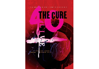 The Cure - CURAETION-25 ANNIVERSARY (LIVE)  - (Blu-ray)