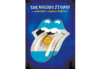 The Rolling Stones - Bridges To Buenos Aires - (CD + DVD Video)
