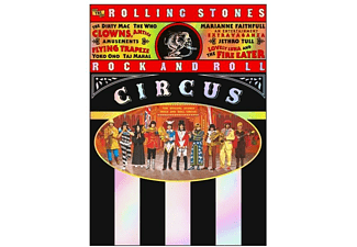 VARIOUS - ROLLING STONES ROCK AND ROLL CIRCUS  - (Blu-ray)