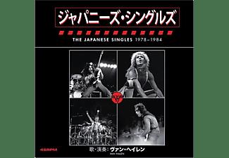 Van Halen - The Japanese Singles 1978-1984  - (Vinyl)