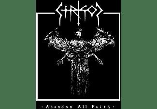 Strigoi - ABANDON ALL FAITH  - (CD)