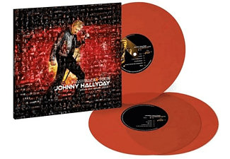 Johnny Hallyday - Flashback Tour-Palais des sports 2006(Ltd.Edition) - (Vinyl)