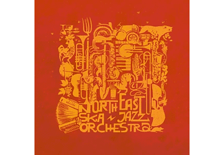 North East Ska Jazz Orchestra - NORTH EAST SKA JAZZ ORCHESTRA - (Vinyl)