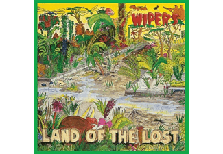 The Wipers - LAND OF THE LOST - (Vinyl)