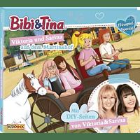 Bibi+tina - Viktoria und Sarina auf dem Martinshof  - (CD)