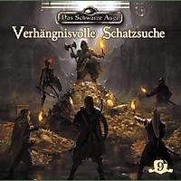 Das Schwarze Auge - Verhängnisvolle Schatzsuche Folge 9 - (CD)