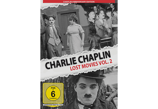CHARLIE CHAPLIN - LOST MOVIES 2 - (DVD)