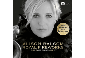 Alison Balsom - ROYAL FIREWORKS CD