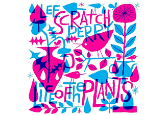 "Lee Scratch Perry & Peaking Lights - LIFE OF THE PLANTS (12""EP) - (Vinyl)"