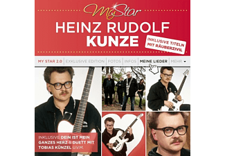 Heinz Rudolf Kunze - MY STAR - (CD)