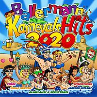 VARIOUS - Ballermann Karnevals Hits 2020 [CD]