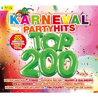 VARIOUS - Karneval Party Hits Top 200 Vol.3 [CD]