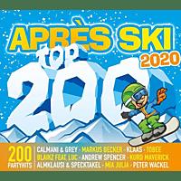 VARIOUS - Apres Ski Top 200 2020 [CD]