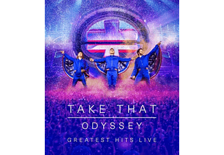 Take That - ODYSSEY - Greatest Hits Live   - (Blu-ray)