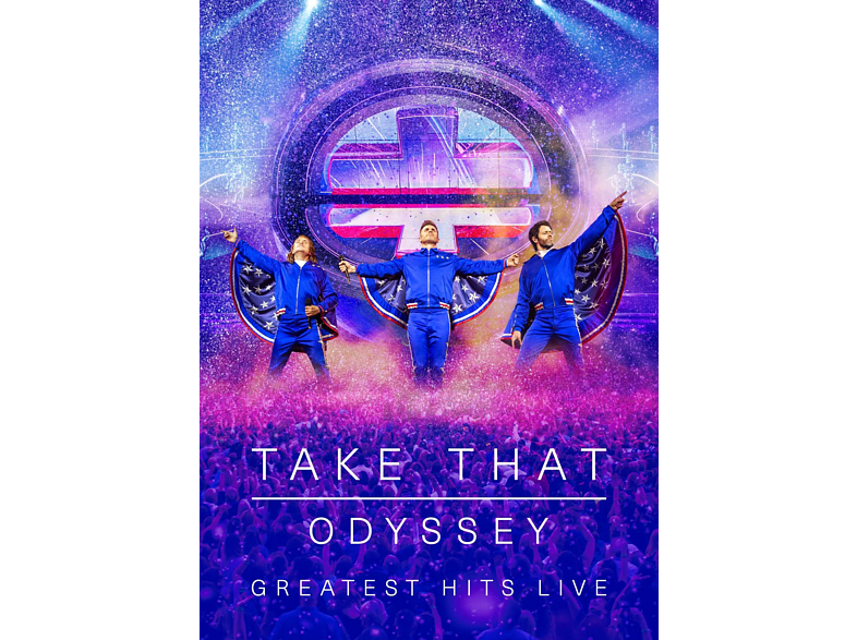 Take That - ODYSSEY - Greatest Hits Live (Limited Box) [CD]