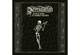 Tribulation - ALIVE & DEAD AT SÖDRA TEATERN - (Vinyl)