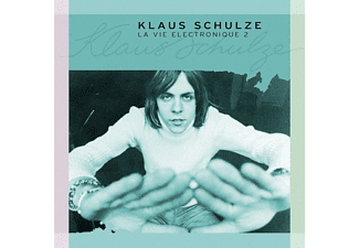 Klaus Schulze - LA VIE ELECTRONIQUE 02 - (CD)