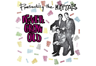 The Maytals - never grow old - (Vinyl)