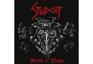 Strident - March Of Plague - (CD)
