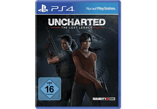 PlayStation Hits: Uncharted - The Lost Legacy - [PlayStation 4]