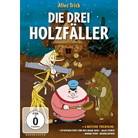 Alles Trick - Die Drei Holzfäller [DVD]