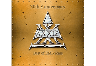 Axxis - Best Of EMI-Years (2CD-Digipak) - (CD)