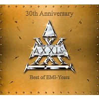 Axxis - Best Of EMI-Years (2CD-Digipak) [CD]