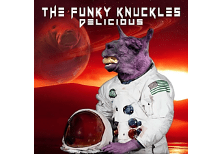 The Funky Knuckles - Delicious - (CD)