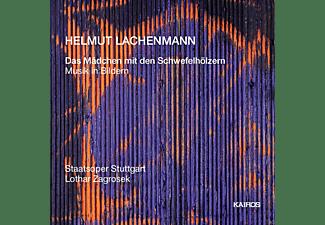 Staatsoper Stuttgart - Das Mädchen Mit Den Schwefel...  - (CD)