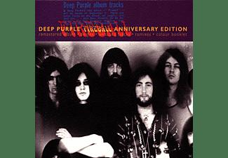 Deep Purple - Fireball-25th Anniversary  - (CD)
