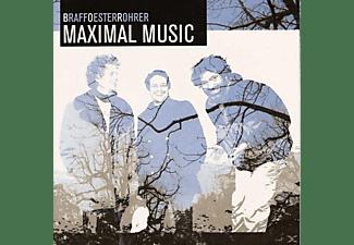 Braffoesterrohrer - Maximal Music  - (CD)