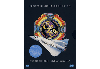 Electric Light Orchestra - OUT OF THE BLUE - LIVE AT WEMBLEDON  - (DVD)