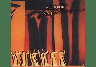 Rene Aubry - Signes  - (CD)