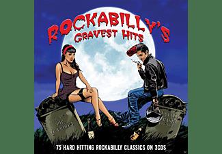 VARIOUS - Rockabilly's Gravest Hits-75 Classics [Box-Set]  - (CD)