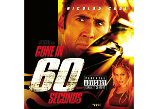 The Original Soundtrack, OST/VARIOUS - Gone In 60 Seconds  - (CD)