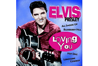 Elvis Presley - LOVING YOU [CD]