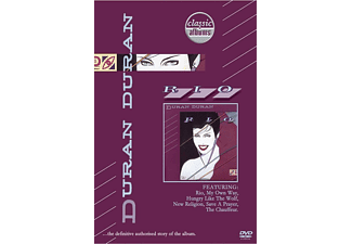 Duran Duran - RIO - CLASSIC ALBUM  - (DVD)