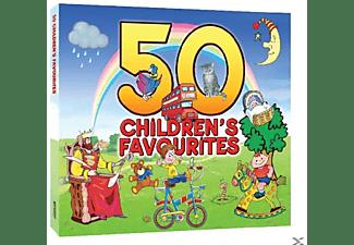VARIOUS - 50 Children's Favourites  - (CD)
