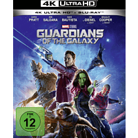 Guardians of the Galaxy [4K Ultra HD Blu-ray + Blu-ray]