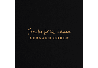 Leonard Cohen Thanks for the Dance Vinyl