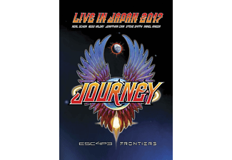 Journey - Escape & Frontiers Live In Japan (DVD)  - (DVD)