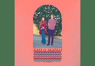 Kacy & Clayton - Carrying On  - (CD)