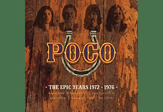Poco - The Epic Years 1972-1976 (5 CD Box Set)  - (CD)