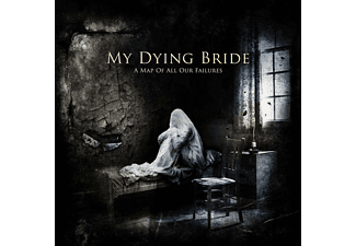 My Dying Bride - A MAP OF ALL.. -GATEFOLD-  - (Vinyl)