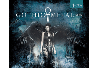VARIOUS - Gothic Metal Box  - (CD)