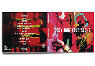 Riskee & The Ridicule - Body Bag Your Scene  - (CD)