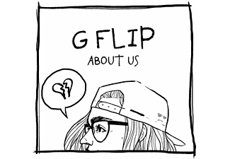 G Flip - About Us  - (CD)