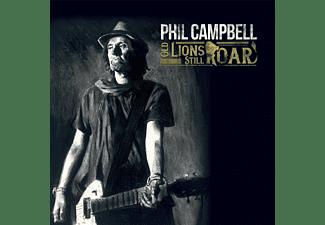 Phil Campbell - OLD LIONS STILL ROAR-LTD-  - (CD)