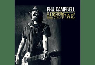 Phil Campbell - OLD LIONS STILL.. -LTD-  - (Vinyl)